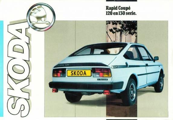 Skoda Rapid Coupe