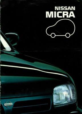 Nissan Micra L,lx,slx,super S