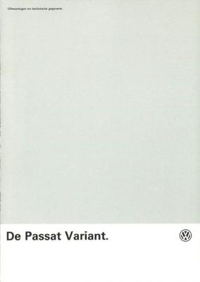 Volkswagen Passat Variant Cl,gl,gt,vr6