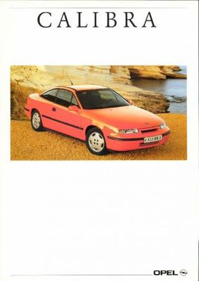 Opel Calibra 2.0i,16v