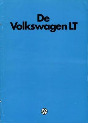 Volkswagen Lt Chassis Cabine