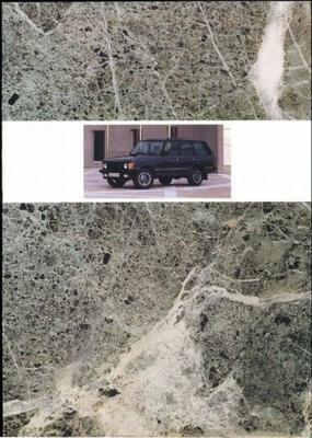 Land Rover Range Rover,the Vogue Se
