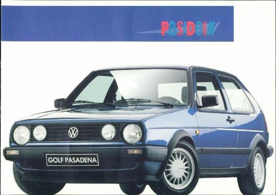 Volkswagen Golf Pasadena