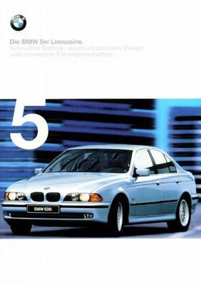 BMW 520i,523i,528i,535i,540i,525tds Limousine