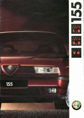 Alfa Romeo 155 Twin Spark 1.8,twin Spark 1.8l,2.0