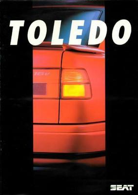 Seat Toledo Cl,gl,glx,gt,sport