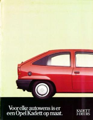 Opel Kadett, Caravan,combi