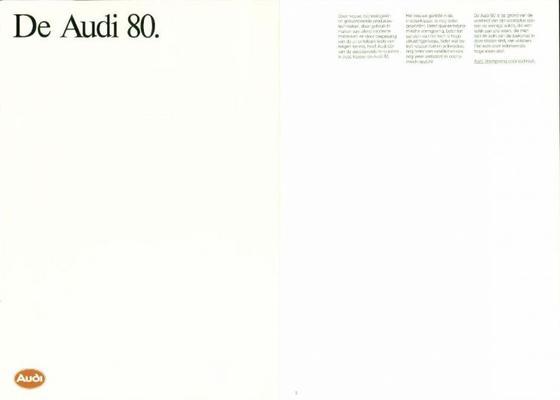 Audi 80 80cc,cd,gte