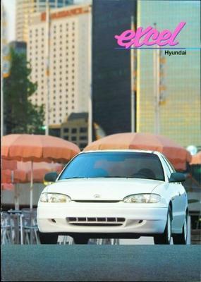 Hyundai Excel Gs,ls