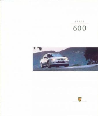 Rover 620i,di,si,623si
