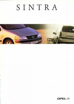 Opel Sintra Gls,cd