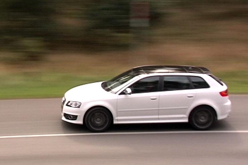 S-Tronic voor Audi S3
