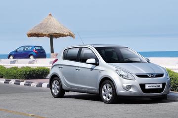 Hyundai i20: grossieren in groene labels