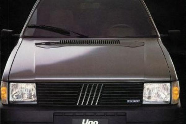 Fiat Uno 45s,60s,70 Sl,75,selecta,75 Sx,turbo,60 D