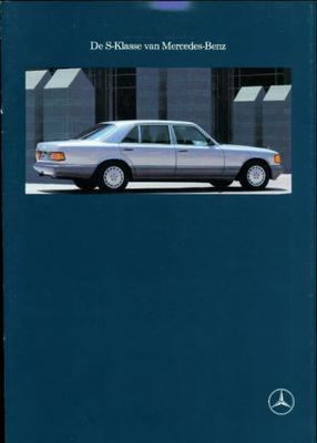 Mercedes-benz S Sreie 300 Se,300 Sel,420 Se,420 Se