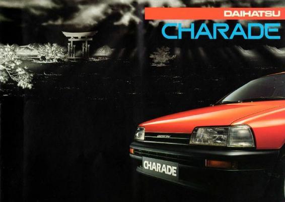 Daihatsu Charade Ts,tx,cs,gti