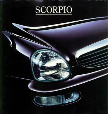 Ford Scorpio Gxl, Ghia