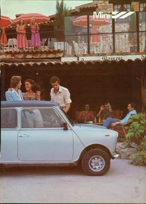 Austin Morris Mini