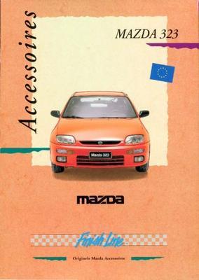 Mazda Finish Line 323