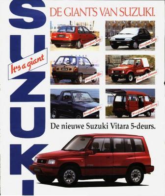 Suzuki Vitara,swift,alto,samurai,super Carry Sedan