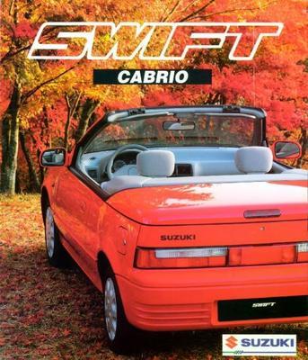 Suzuki Swift Sedan,cabrio