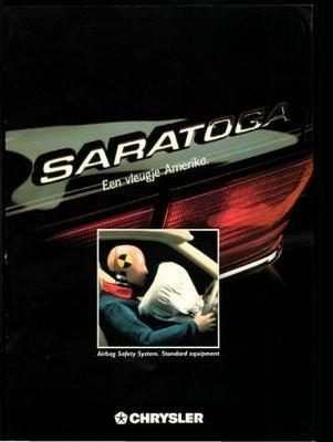 Chrysler Saratoga 2.5i,3.0i Se,3.0i Le