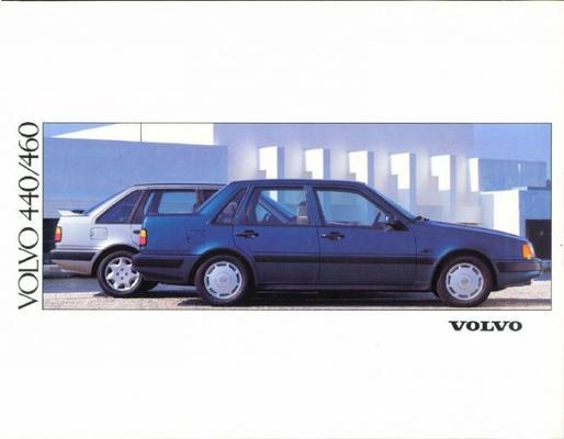 Volvo  440, 460, Dl,gl,glt,gle,turbo