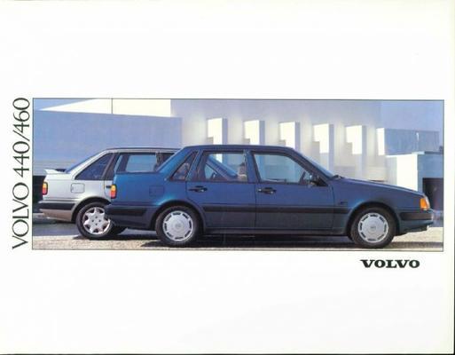 Volvo  440, 460, Dl,gl,glt,turbo