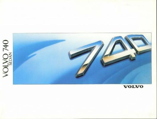 Volvo 740sedanestate Gl,gle,turbo