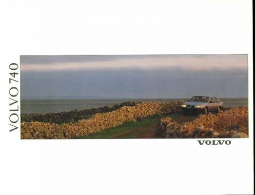 Volvo 740 Gl,gle,gle 16v,valve,turbo