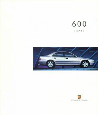 Rover 618i,si,620i,620 Si,di,sdi Automaat,