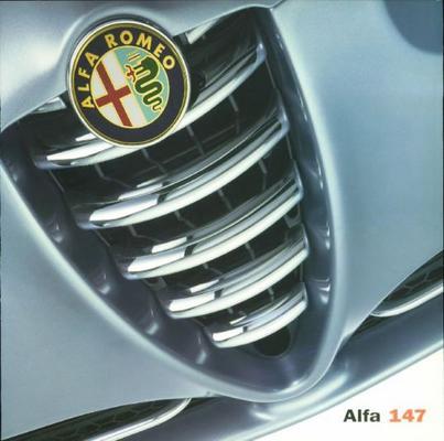 Alfa Romeo Alfa 147 1.6 T.spark, 2.0 T.spark-seles