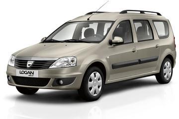 Twee nieuwe Dacia's op LPG