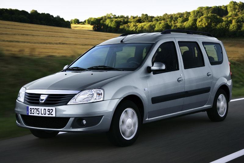 Dacia Logan MCV 1.6 16V Lauréate (2009)
