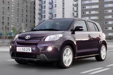 Toyota Urban Cruiser geprijsd