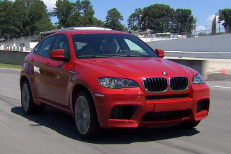 Rij-impressie BMW X6 M