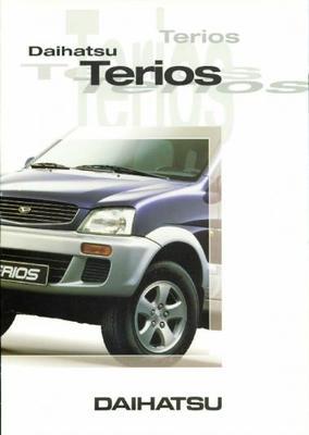 Daihatsu Terios Sx