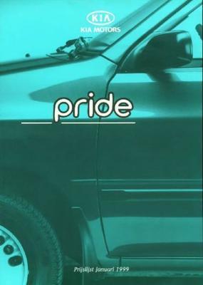 Kia Pride Glxi