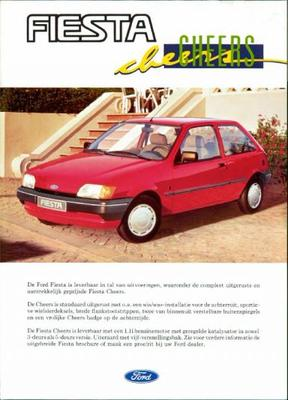 Ford Ford Fiesta Cheers