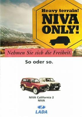 Lada Niva California 2