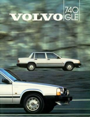 Volvo Volvo 740 740 Gle