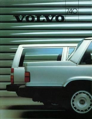 Volvo Volvo 740 740 Gl,turbo,gle
