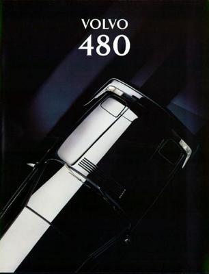 Volvo Volvo 480 Turbo,480s