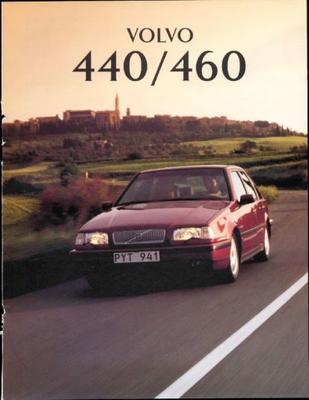Volvo Family Line 440, 460, 1.6i,1.8i,2.0i, Turbo,