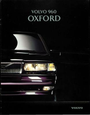 Volvo Oxford Sedan,estate 960
