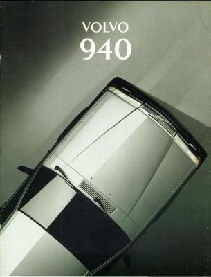 Volvo Estate,sedan 940