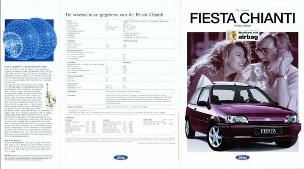 Ford Ford Fiesta Chianti