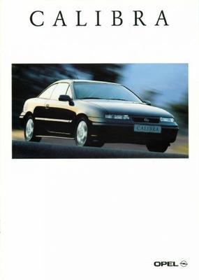 Opel Calibra Turbo,16v,v6