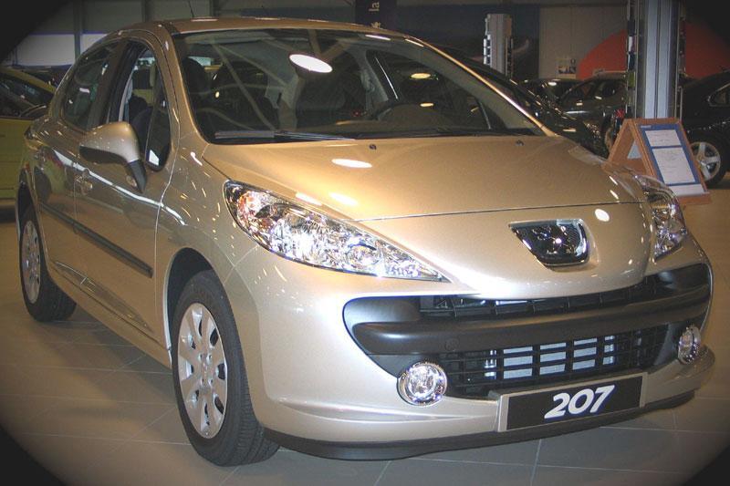 Peugeot 207 Sublime: zit lekker veel op