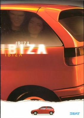 Seat Ibiza Cl,clx,s,glx,gt